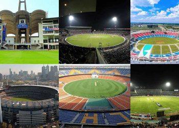 Top ten biggest Cricket Stadiums in the world