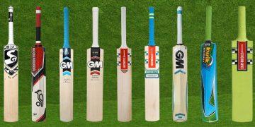 types of cricket bat