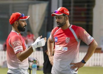 anil kumble coach of Punjab kings provides fitness report of Mohammed Shami
