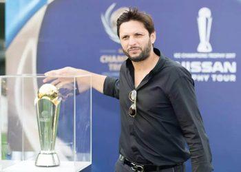 Appreciation for Pakistan cricketer