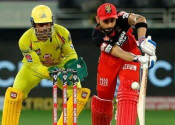Match 19 Chennai Super Kings vs Royal Challengers Bangalore