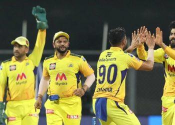 Match 23 Chennai Super Kings vs Sunrisers Hyderabad