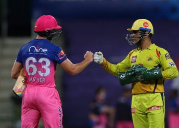 Review of 12th match of IPL Chennai Super Kings versus Rajasthan Royals
