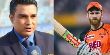 SRH team needs Kane Williamson in their playing XI said Sanjay Manjrekar