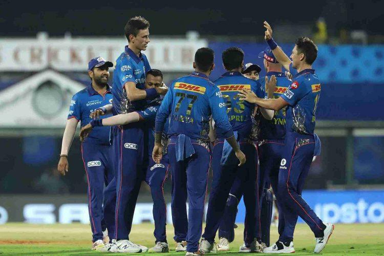 fifth match of IPL Mumbai Indians vs Kolkata Knight Riders