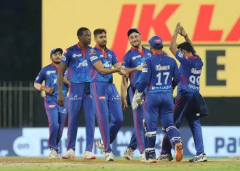 match 22 Delhi Capitals vs Royal Challengers Bangalore