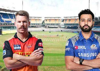 ninth match of IPL Sunrisers Hyderabad Versus Mumbai Indians