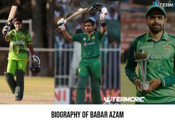 Biography of Babar Azam