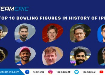 Top 10 bowling figures in history of IPL