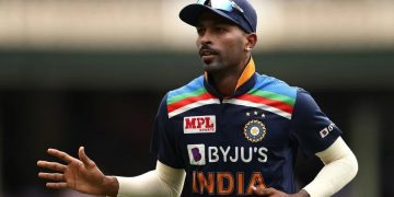 Hardik Pandya says he is trying hard for the upcoming T20 World Cup