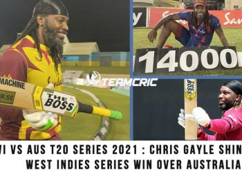 WI vs Aus T20 series 2021